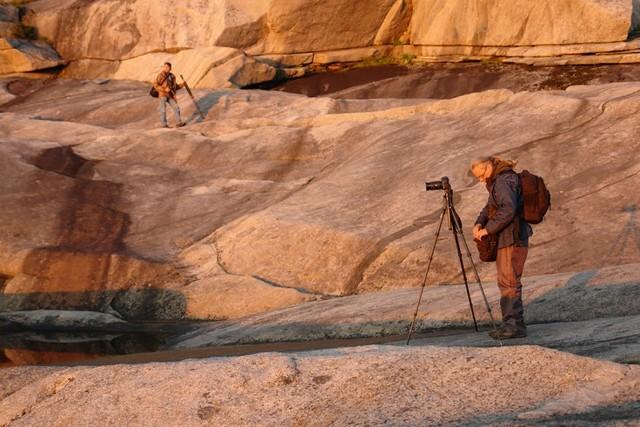 О целесообразности использования штатива в пейзажной фотографии