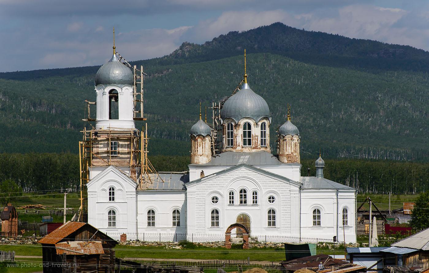 Церковь Вознесения Господня в селе Вознесенка