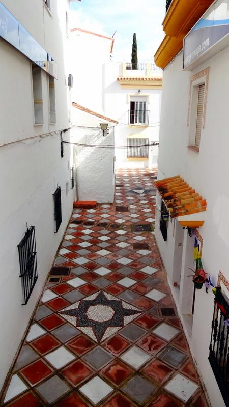 Бенальмадена-Пуэбло, Андалусия