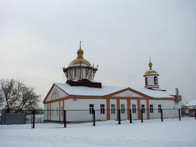 О первой церкви Миасской крепости