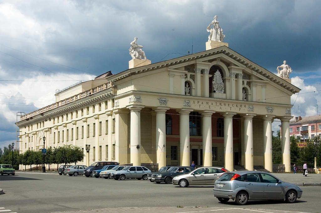 Нижнетагильский театр драмы