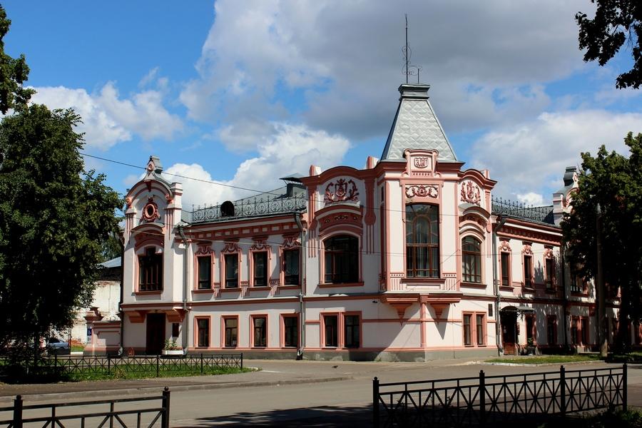 Дом Юнусовых-Апанаевых