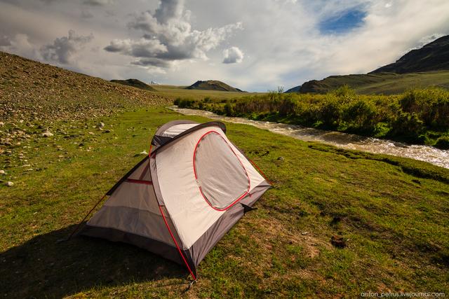 палатки Nova Tour