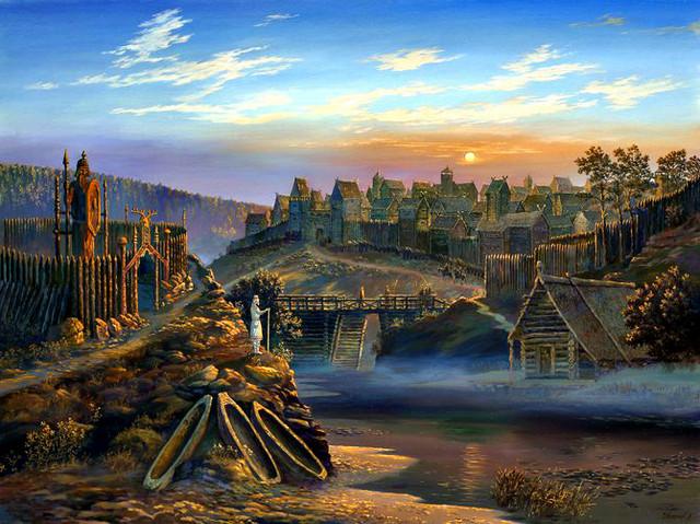 Поселение Аркаим