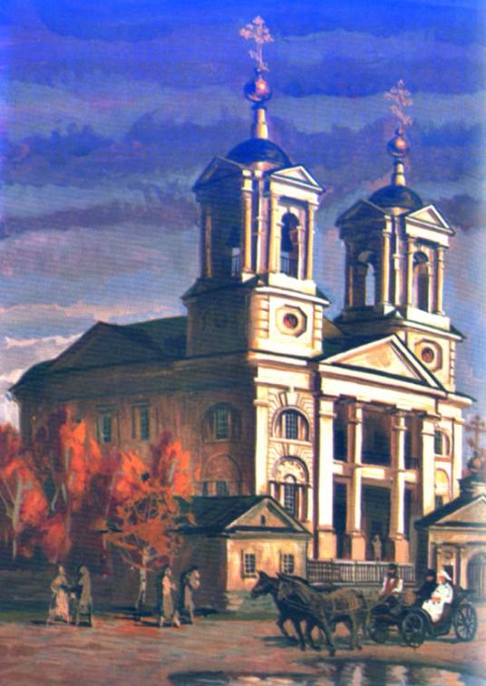 Казанско-Предтеченский Храм в Катав-Ивановске