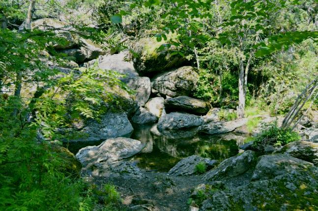 Водопад Могак