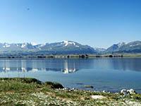 Озера Хурган-Нуур и Хотон-Нуур