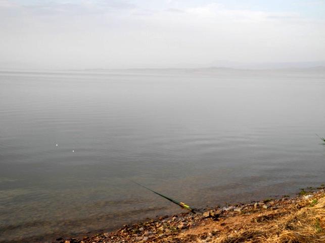 В Монголию на Джимнике. Рыбалка.