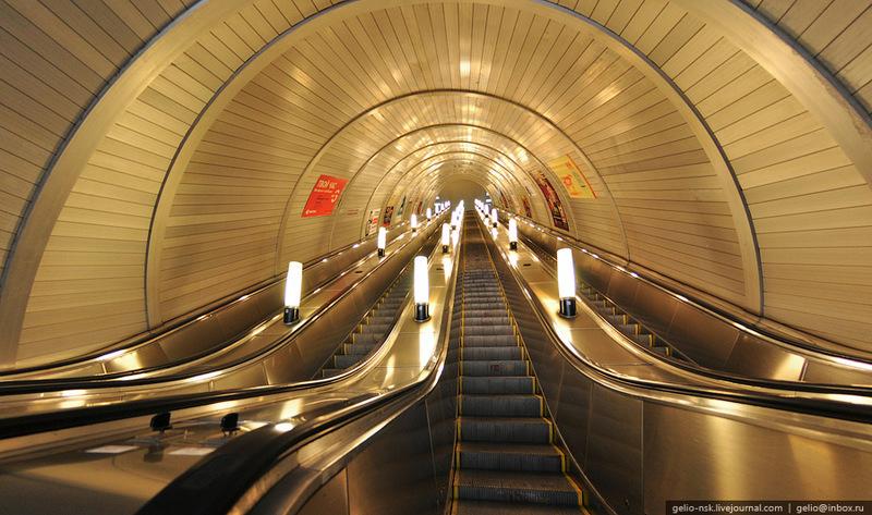 Екатеринбург метро Станция Уральская