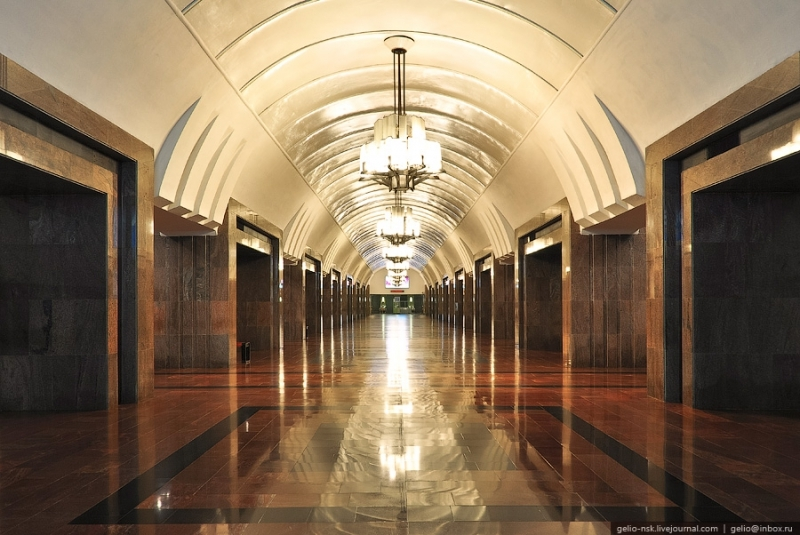 Екатеринбург метро Станция Площадь 1905 года