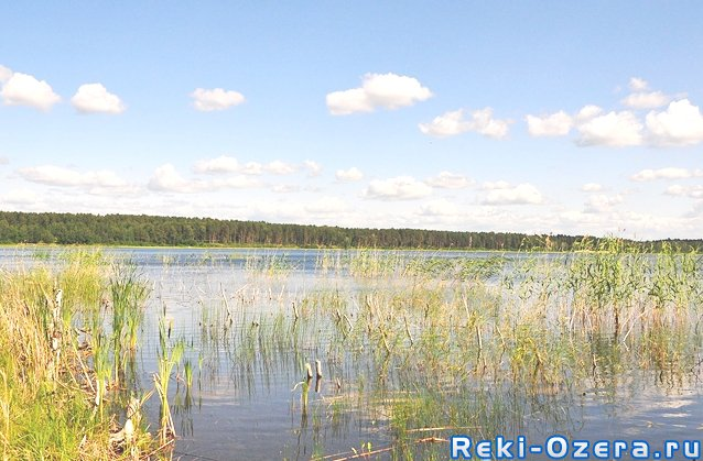 Озеро Малая Акуля