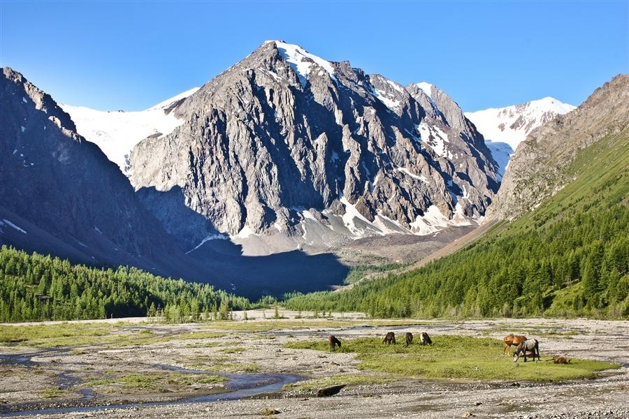Гора Караташ
