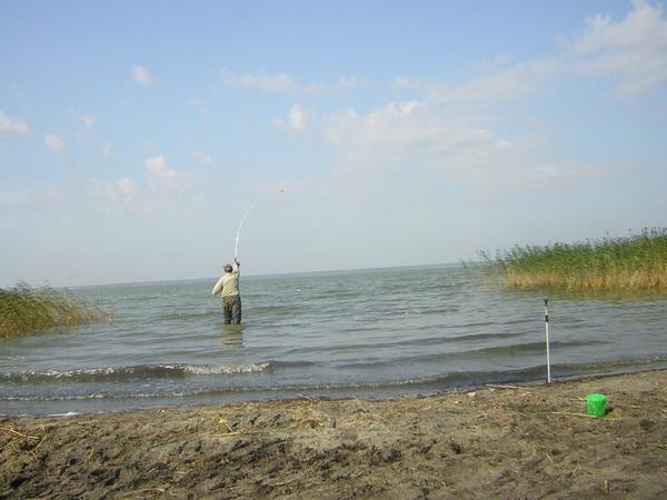 Озеро Чесноково