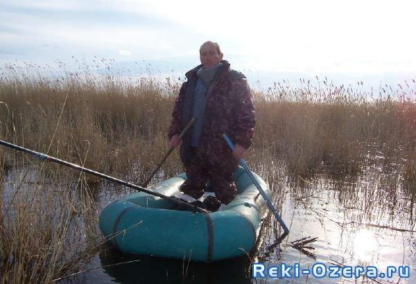Озеро Чистое