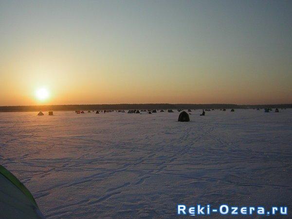 Озеро Щучанское