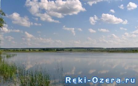Озеро Писарево