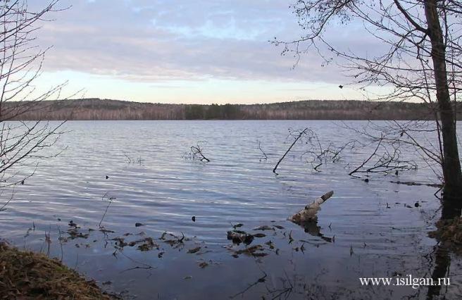 Озеро Семискуль