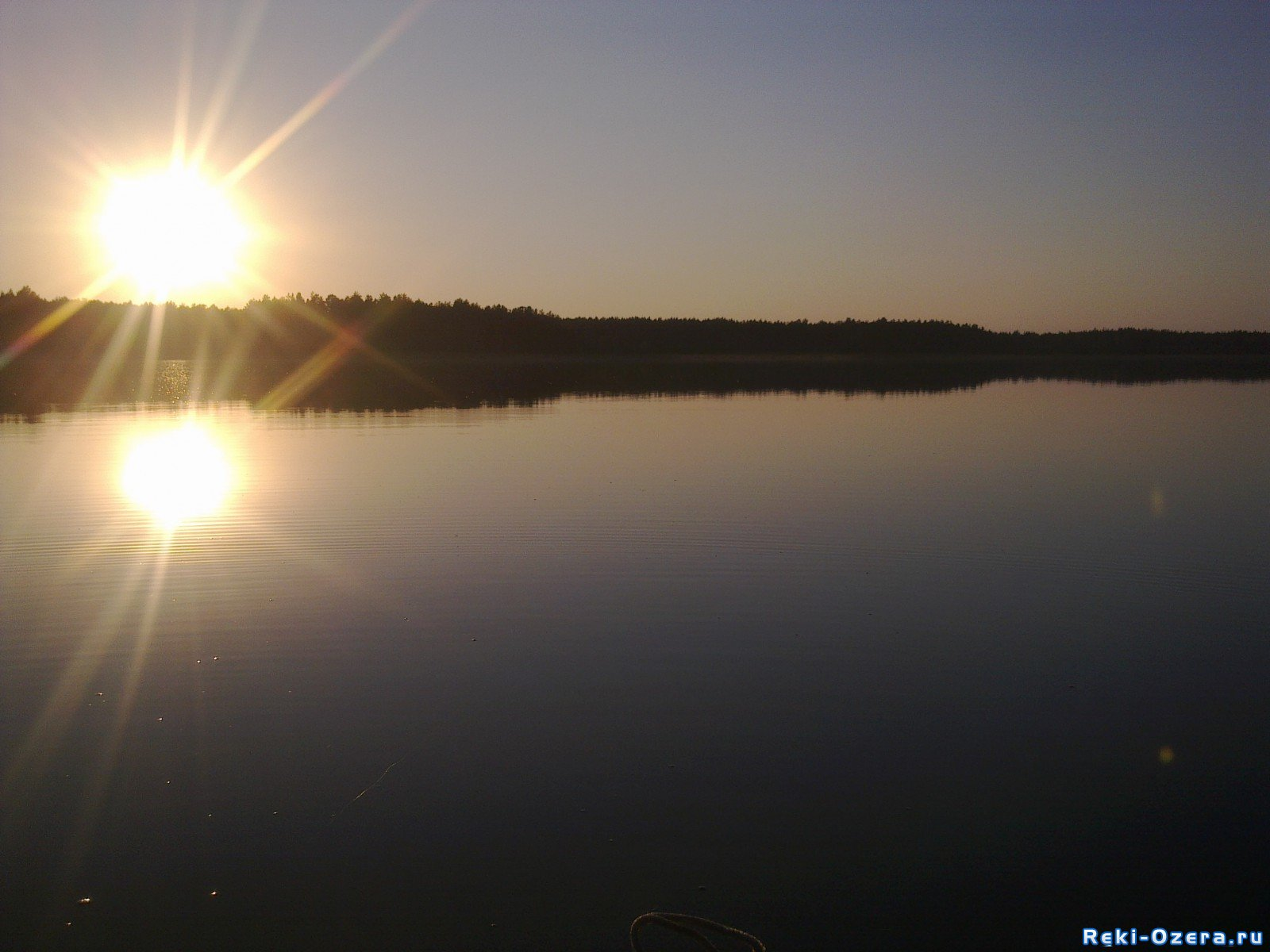 Озеро Ступино