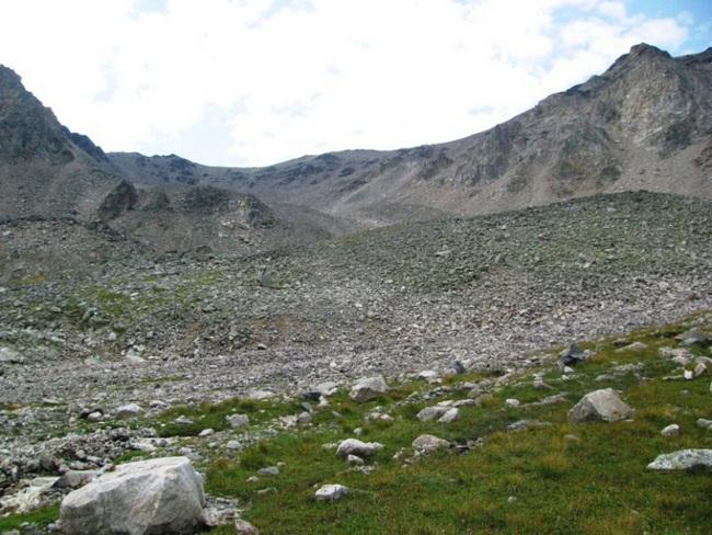Вид на перевал Картыкауш