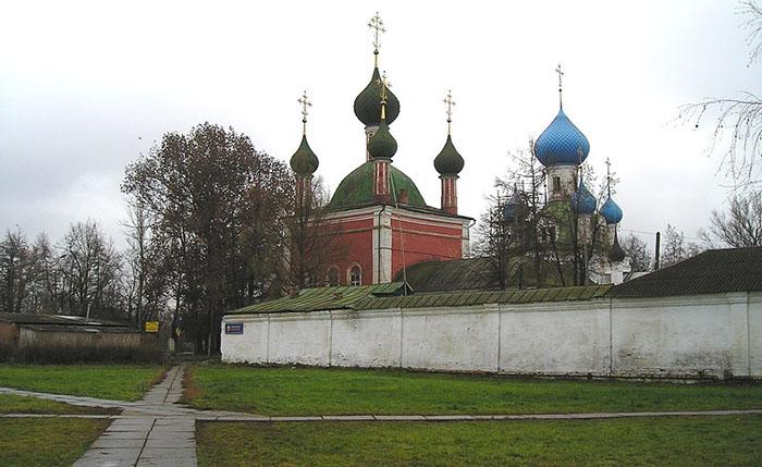 Сретенский Новодевичий монастырь