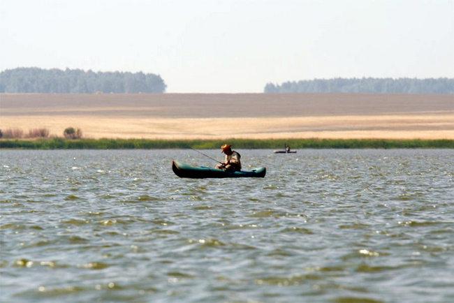 Озеро Баландино