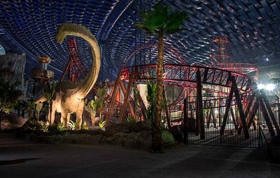 Тематический парк IMG World