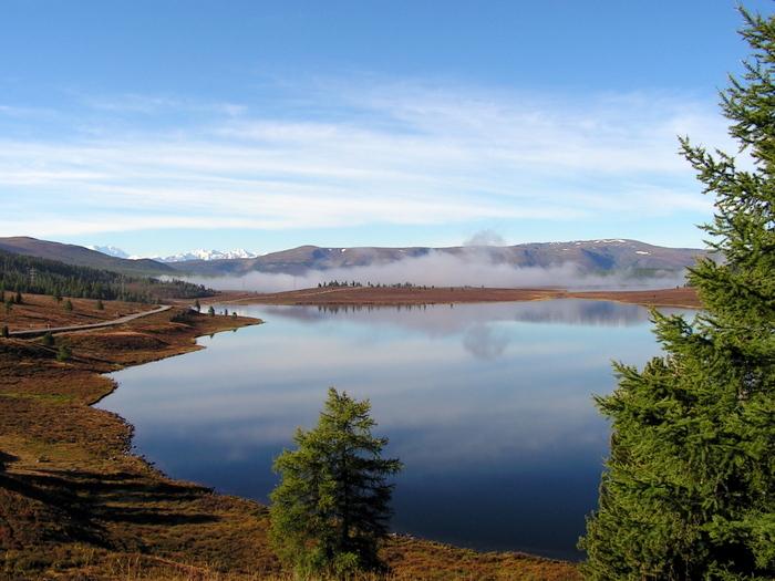 Озеро Узункёль