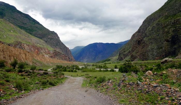 долина Чулышмана