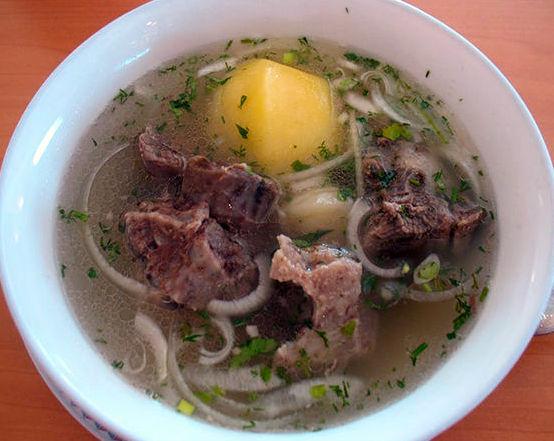 махан суп