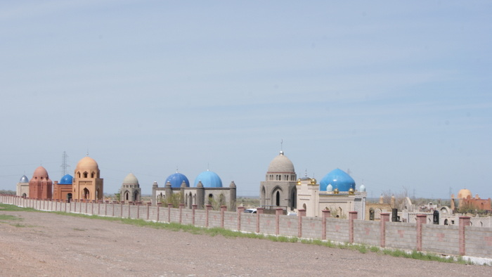 местные кладбища