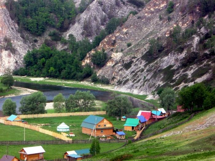 Бурзян и Шульган-таш. Гостиницы и базы9