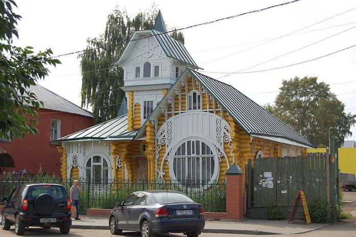 дом купца Лужина