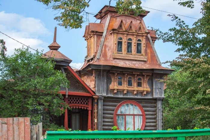 дом Рыбкина
