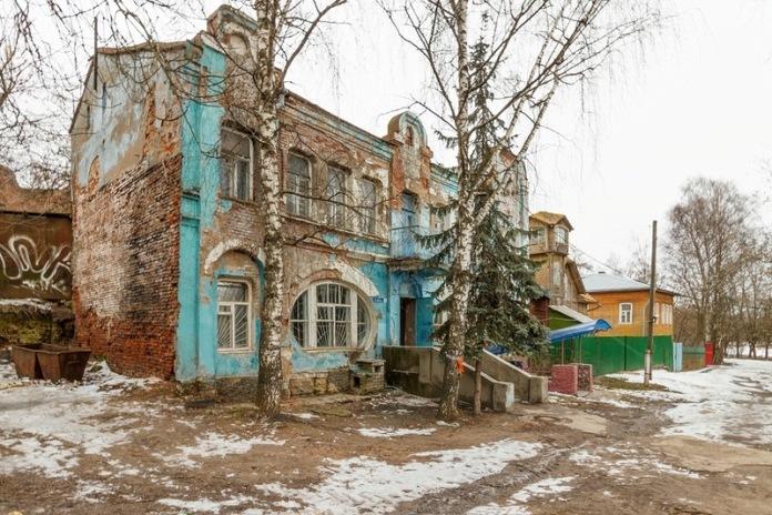 Улица Кирова, дома 5,3,1