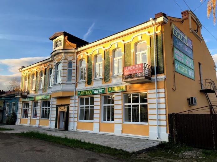 Дом Кожевникова, 1911 год: